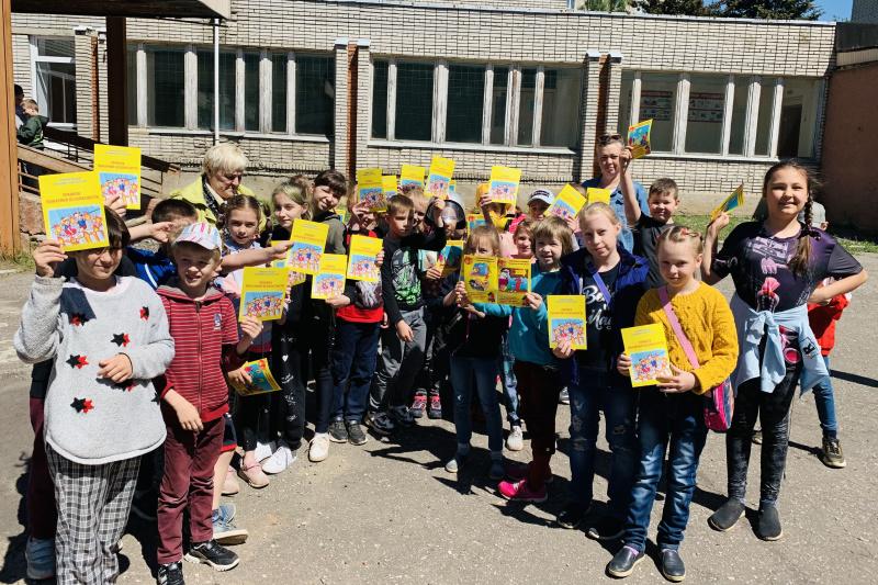 Безопасные каникулы: сотрудники МЧС России провели профилактическое занятие в школе №24 города Владимира