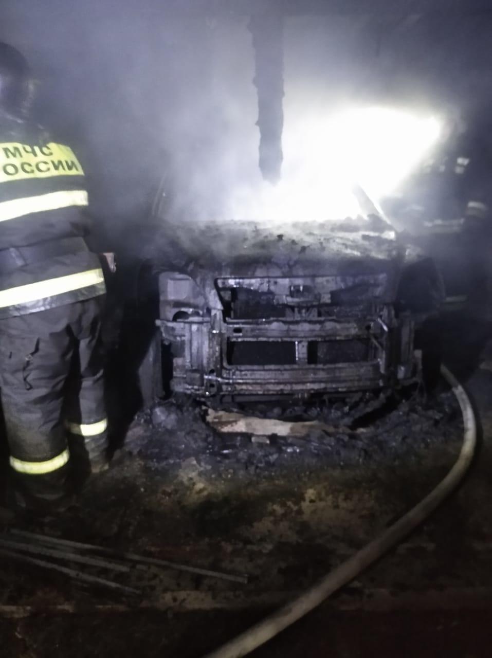 Пожар Гороховецкий район, п. Галицы, ул. Первомайская, д. 14