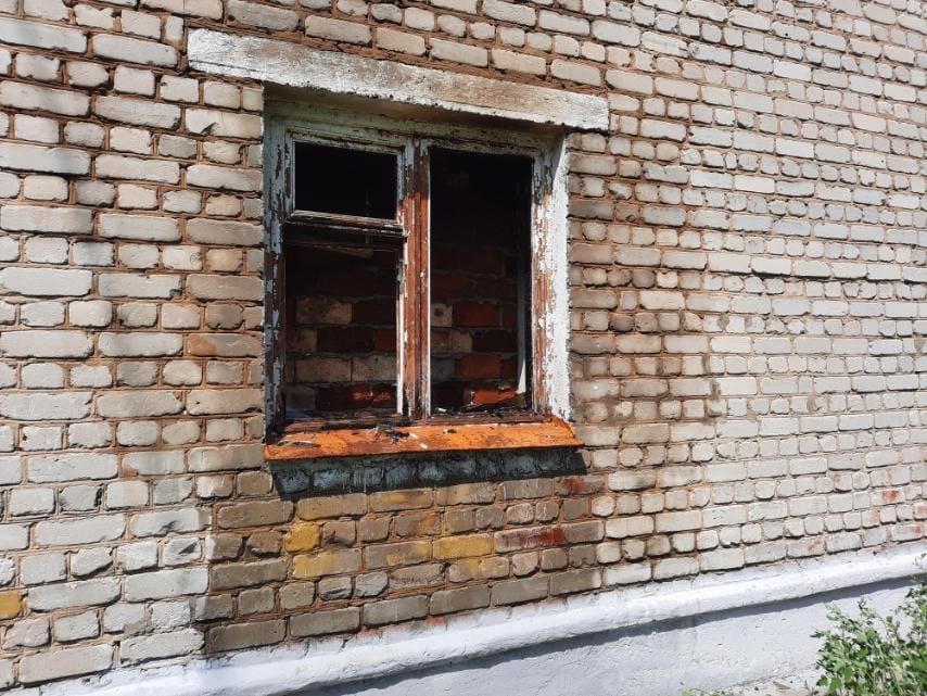 Пожар г. Собинка, ул. Гагарина, д. 4